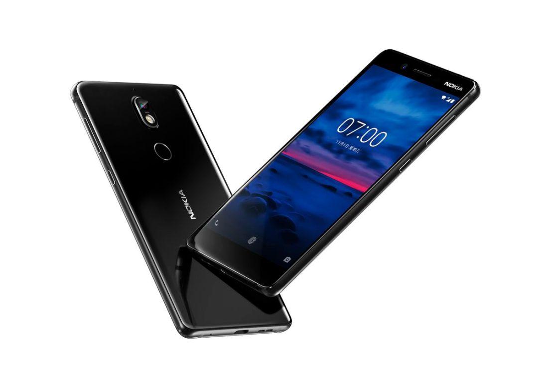 Nokia 7 - snapdragon 710