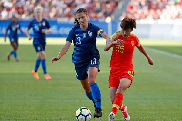 USA vs. China, International Friendly: Final Score 1-0 as ...