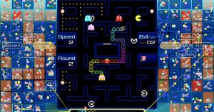 Pac-Man 99 is a new battle game for Switch