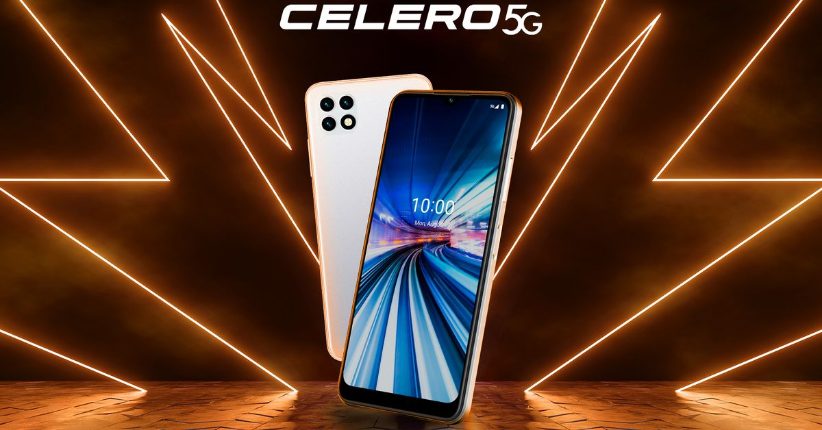 The Celero5G is a 0 Dish & Boost Mobile exclusive 5G phone