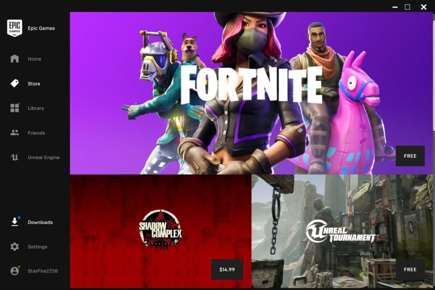 Epic Games takes on Steam with its own fairer game store ...