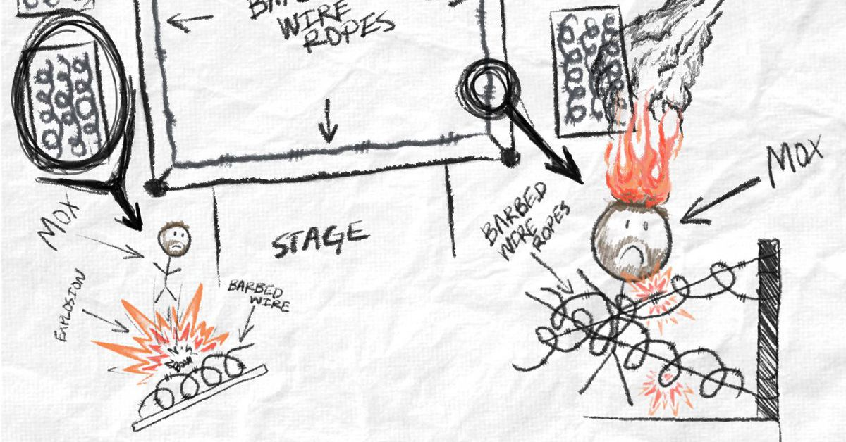 AEW Revolution 2021 preview: Omega reveals Deathmatch blueprint