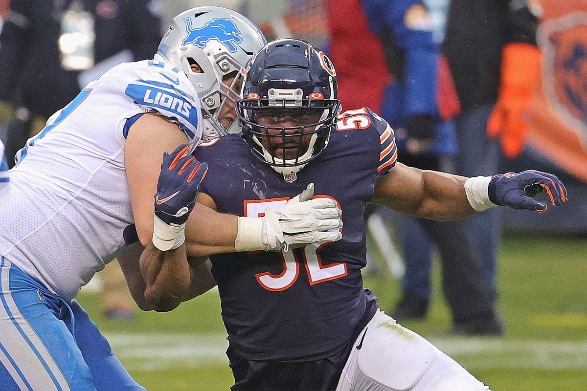 It was a report by mike garafolo of nfl network that patterson is expected to sign a contract with the atlanta falcons. Two Bears get Pro Bowl nods: Khalil Mack, Cordarrelle ...