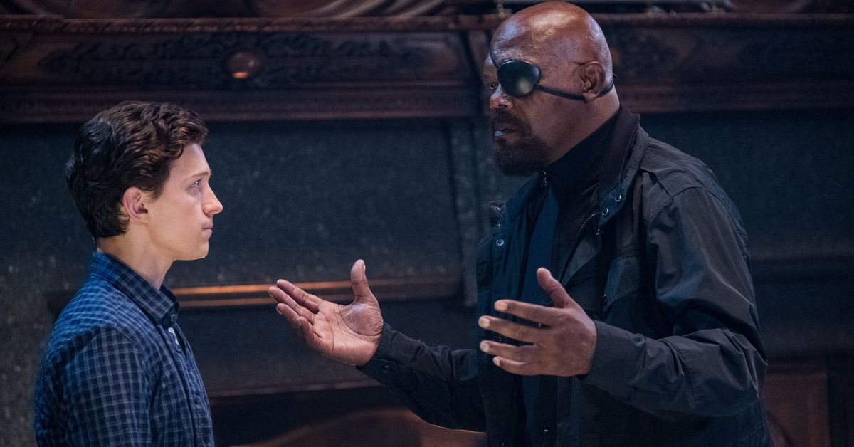 Samuel L. Jackson's Nick Fury will reportedly return in new Disney Plus series