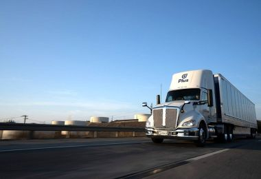 Amazon eyes robot truck startup as it continues to hedge its bets on AV technology