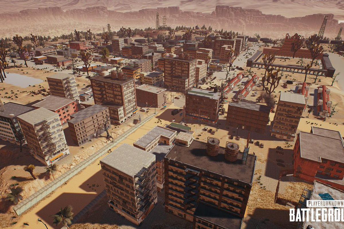 PUBGs Next Map Will Feature A Dense Urban Jungle Polygon