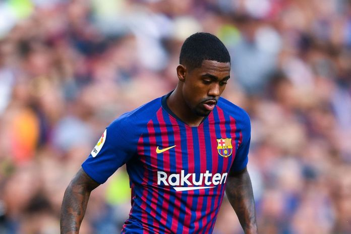 What's going on with Malcom at Barcelona? - Barca Blaugranes