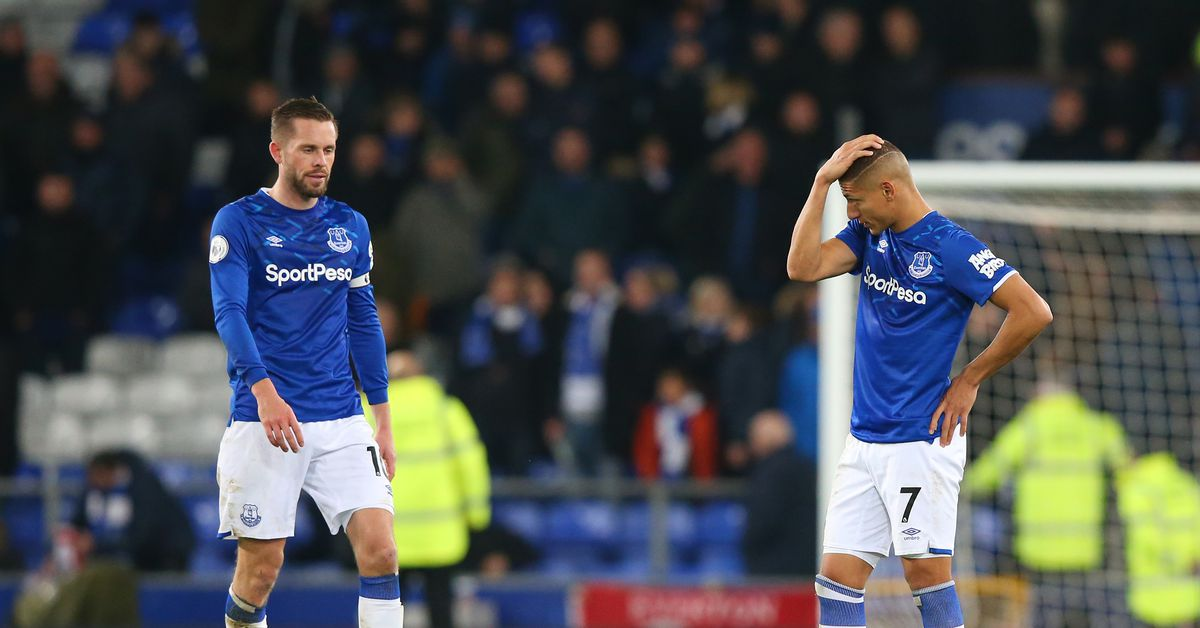 Everton's injury troubles continue with Richarlison, Sigurdsson and Iwobi still out