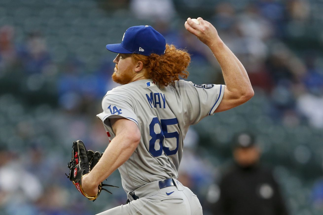 MLB: Los Angeles Dodgers at Seattle Mariners