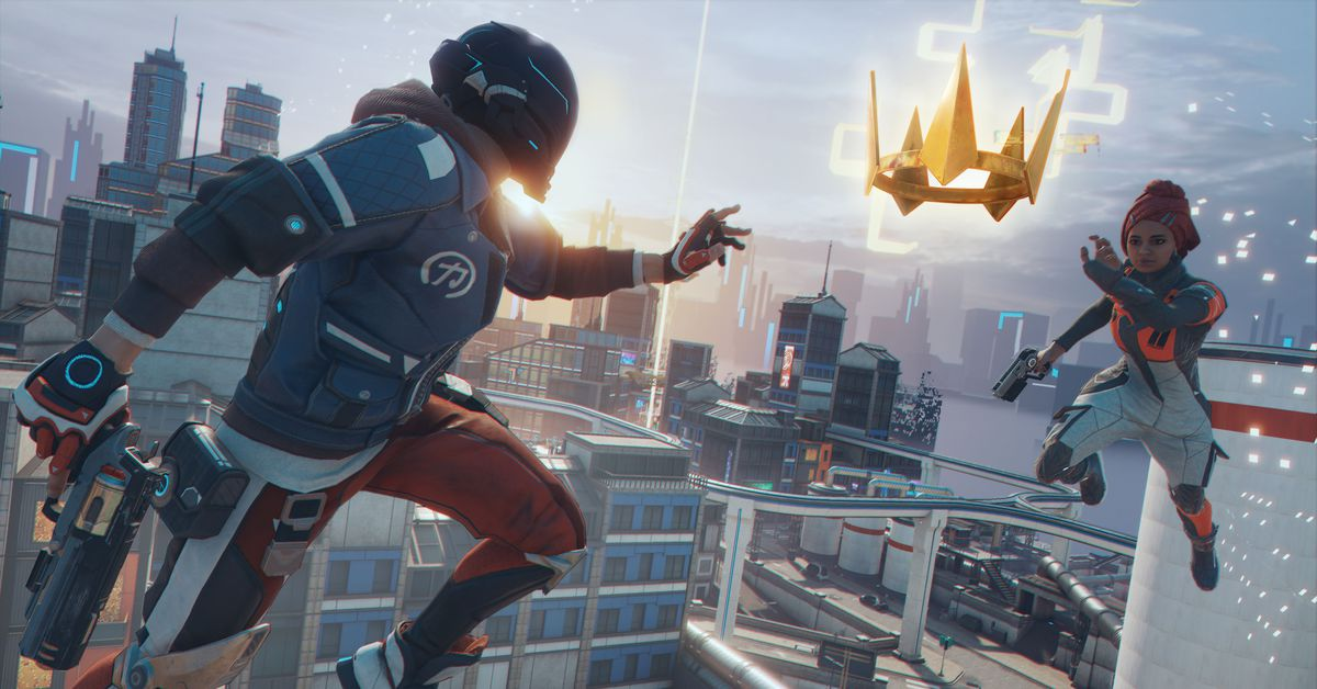 Ubisoft will give you  to play its free battle royale
