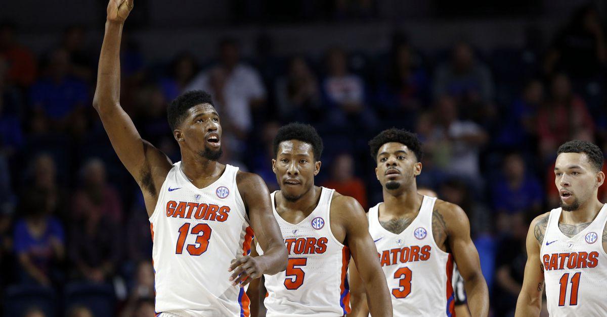 Florida Basketball Gators Italy