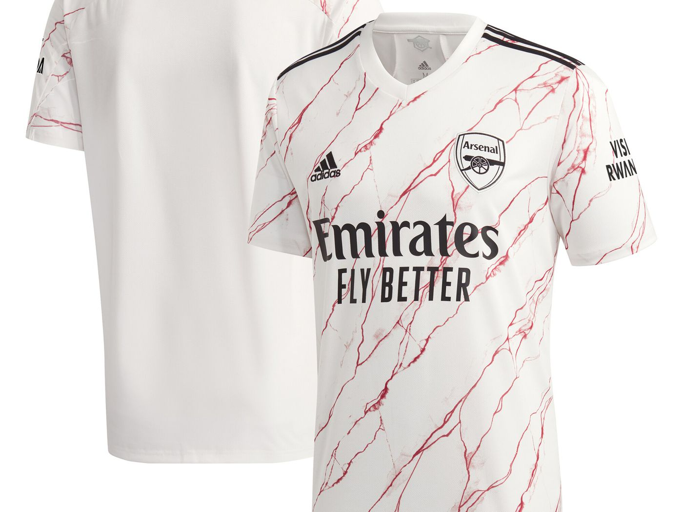 arsenal release 2020 21 away kits with