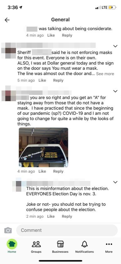 The 2020 election reveals Nextdoor's messy politics 3