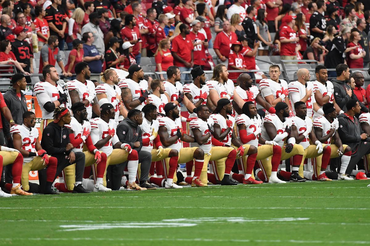NFL Protests Continue/Kaep Out of the League