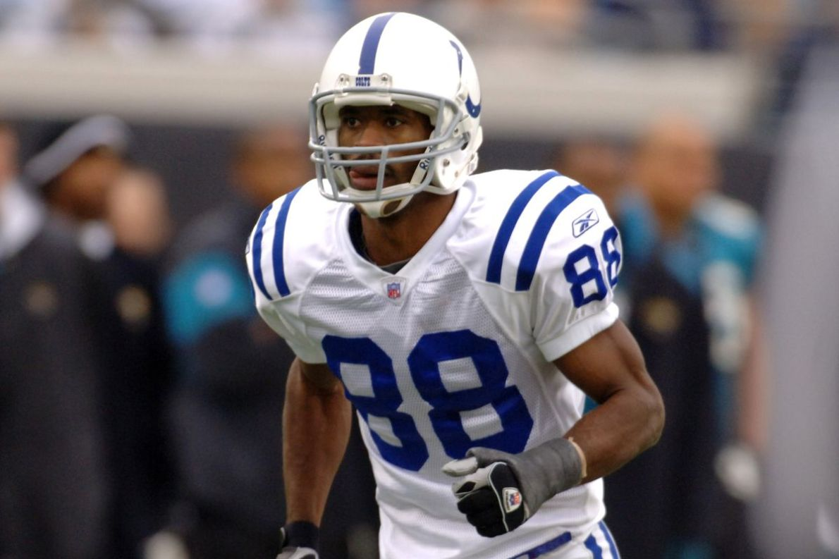 Ranking Marvin Harrison's top moments with the Colts - Stampede Blue