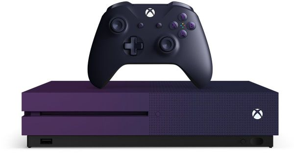 New Fortnite edition purple Xbox One S will go on sale on ...