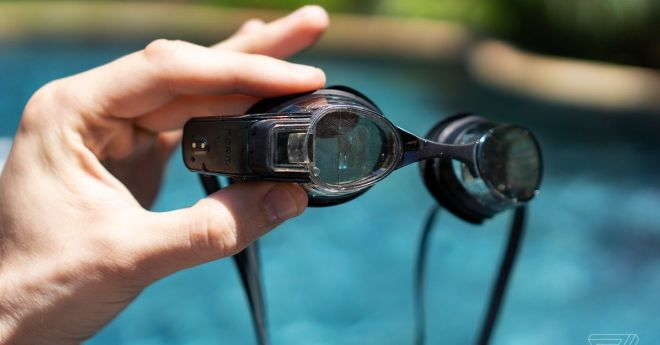 Form's smart goggles now work with GPS smartwatches to track open-water swims