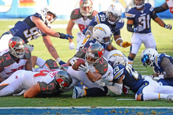 Buccaneers vs. Chargers final score: Jameis Winston leads ...
