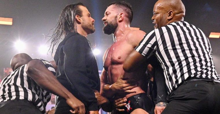 WWE NXT videos: Bálor & Cole's heated confrontation, CWC screwjob, more
