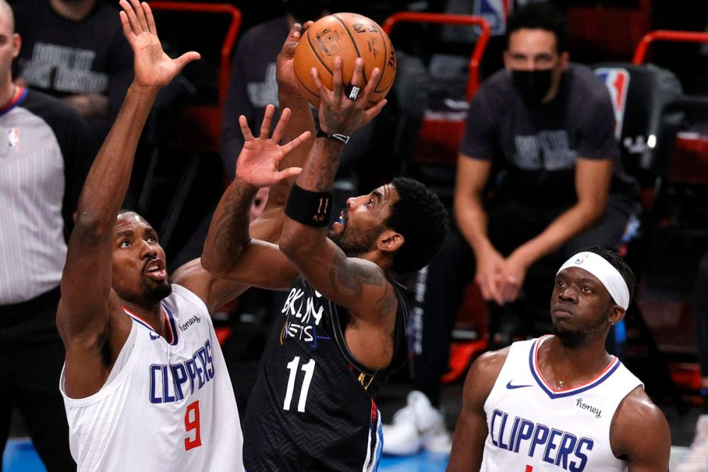 Kyrie Irving scores 39 as Brooklyn picks up huge win over Clippers, 124-120  - NetsDaily