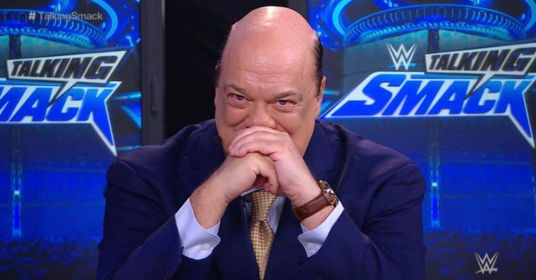 Paul Heyman works Christian's AEW signing into Edge/Roman Reigns feud
