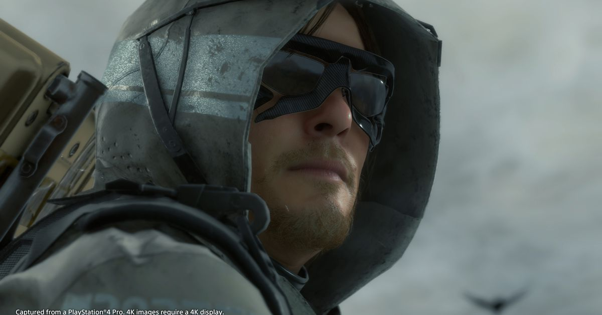 Death Stranding is getting a director's cut on PS5