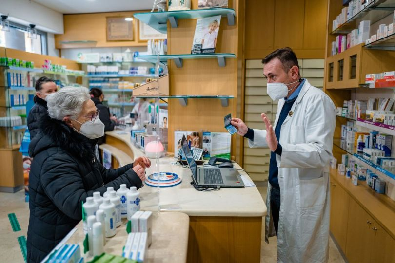 Reservation Of The Anticovid Vaccine For Over Eighty In Apulian Pharmacies