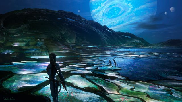 ENp7lbHVUAESN8v.0 Remember Avatar? No? Well here's your first look at Avatar 2. | Polygon