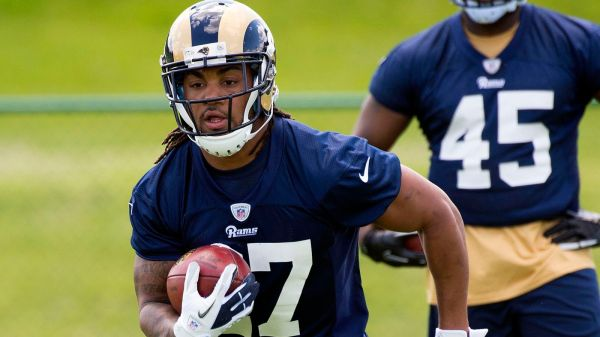 Tre Mason will compete for the starting running back job ...