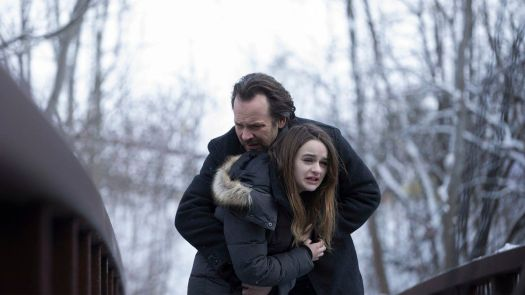 peter sarsgaard and joey king in the lie