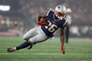 Sony Michel injury news: Patriots RB returns to practice - DraftKings Nation