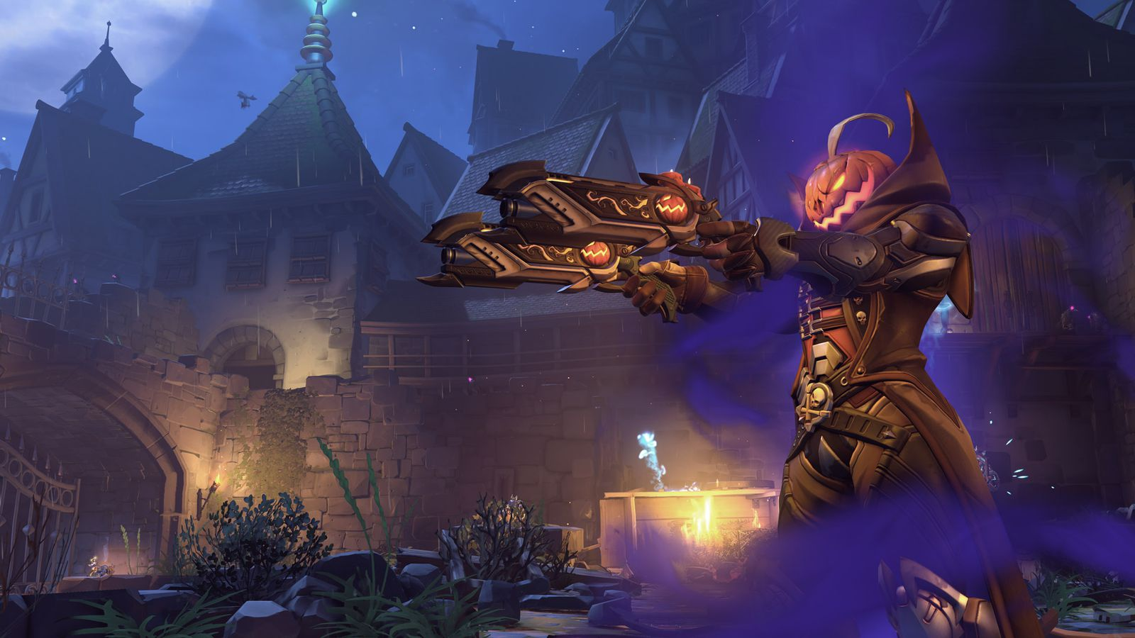 Overwatch Players Are Murdering Crows Trying To Unlock A