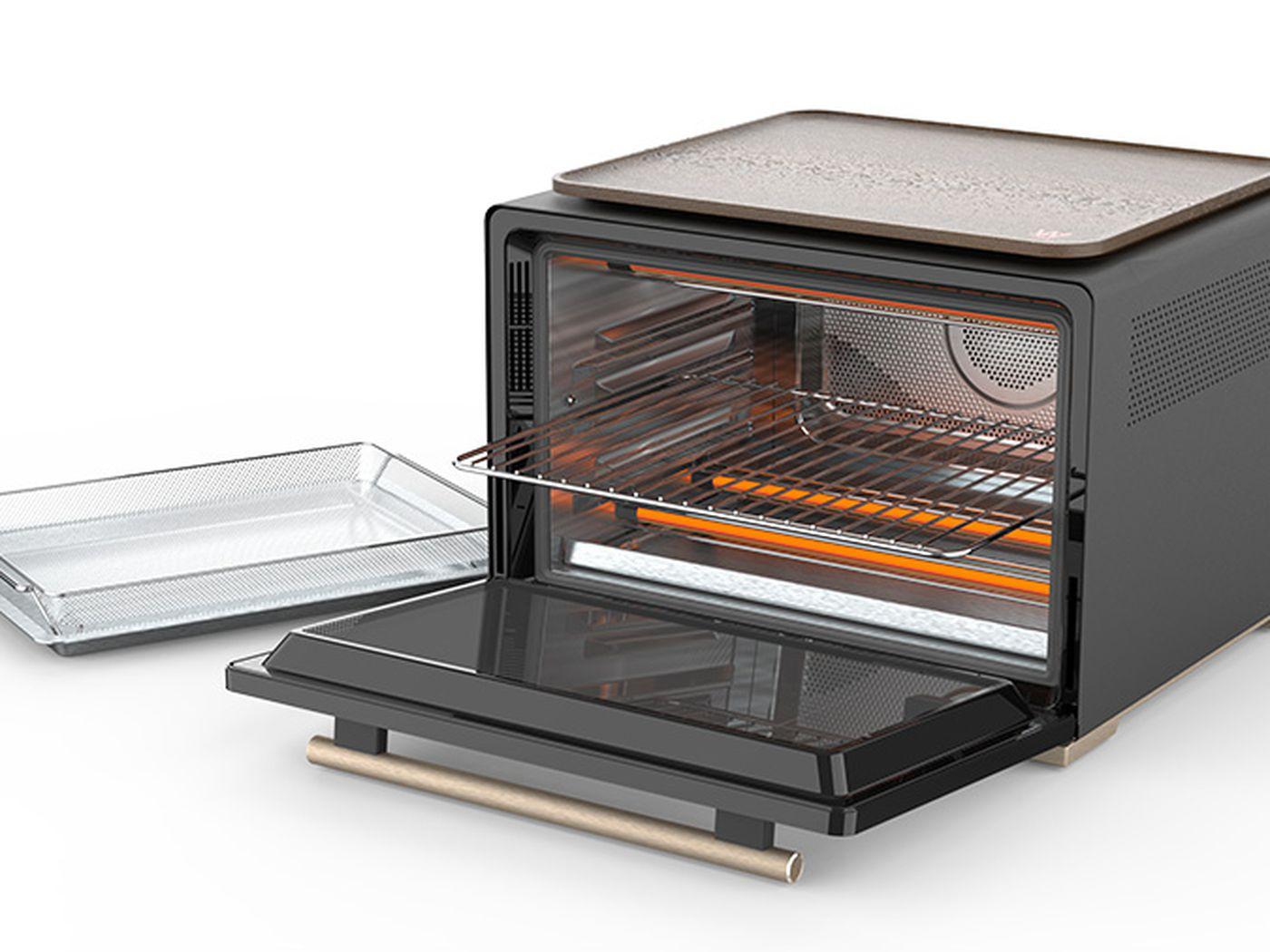 whirlpool s smart oven identifies your