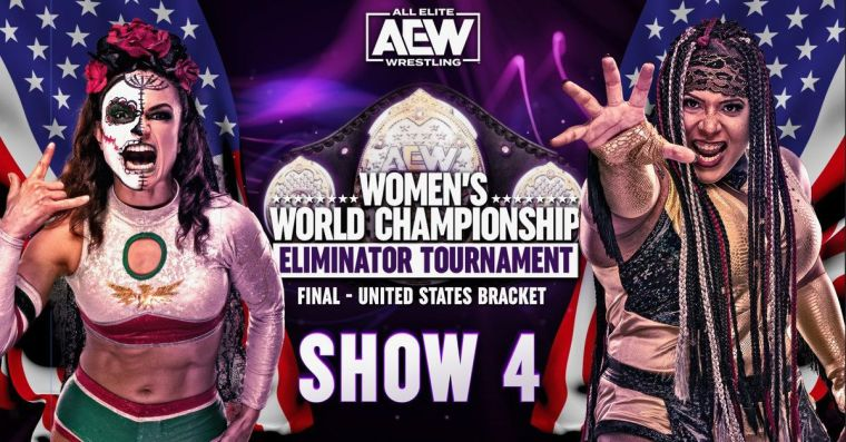 Watch the U.S. Final of AEW Women's Title Eliminator Tournament