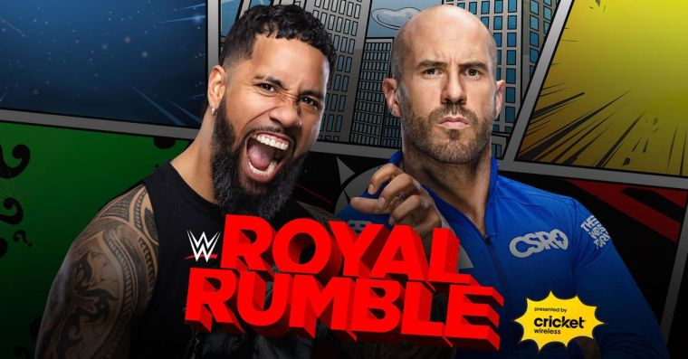 Updated list of confirmed entrants in the Royal Rumble