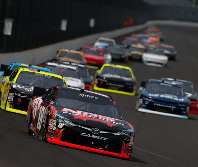 Brickyard 400 Live Stream Time Tv Channel And How To Watch Nascar At Indianapolis Motor Speedway Online