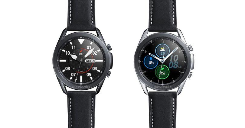 Samsung's Galaxy Watch 3 software detailed in new leak 1