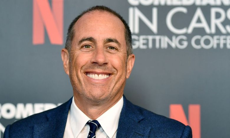 Jerry Seinfeld's Pop-Tarts obsession is turning into a Netflix movie