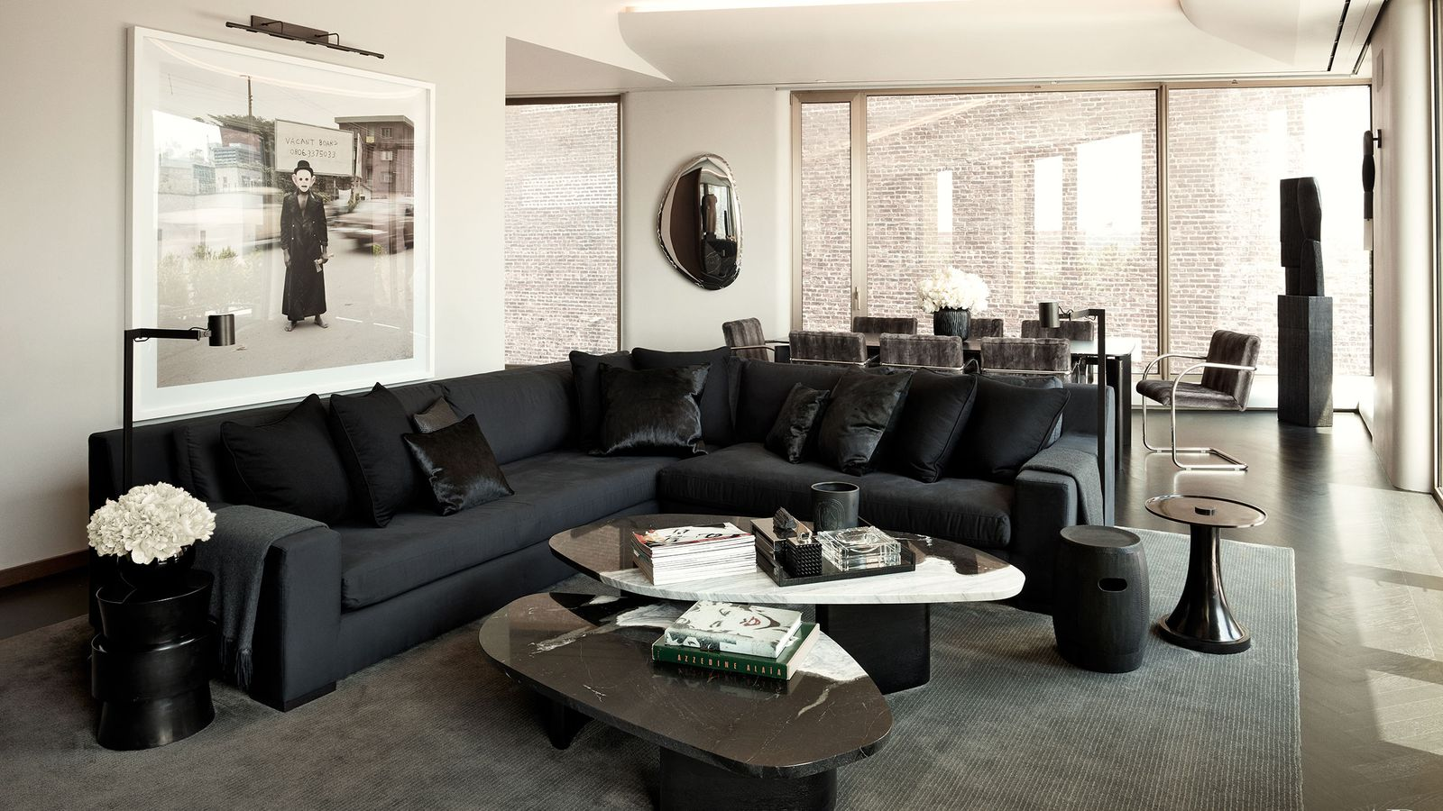 Inside Alexander Wangs Chic New West Chelsea Home Curbed NY