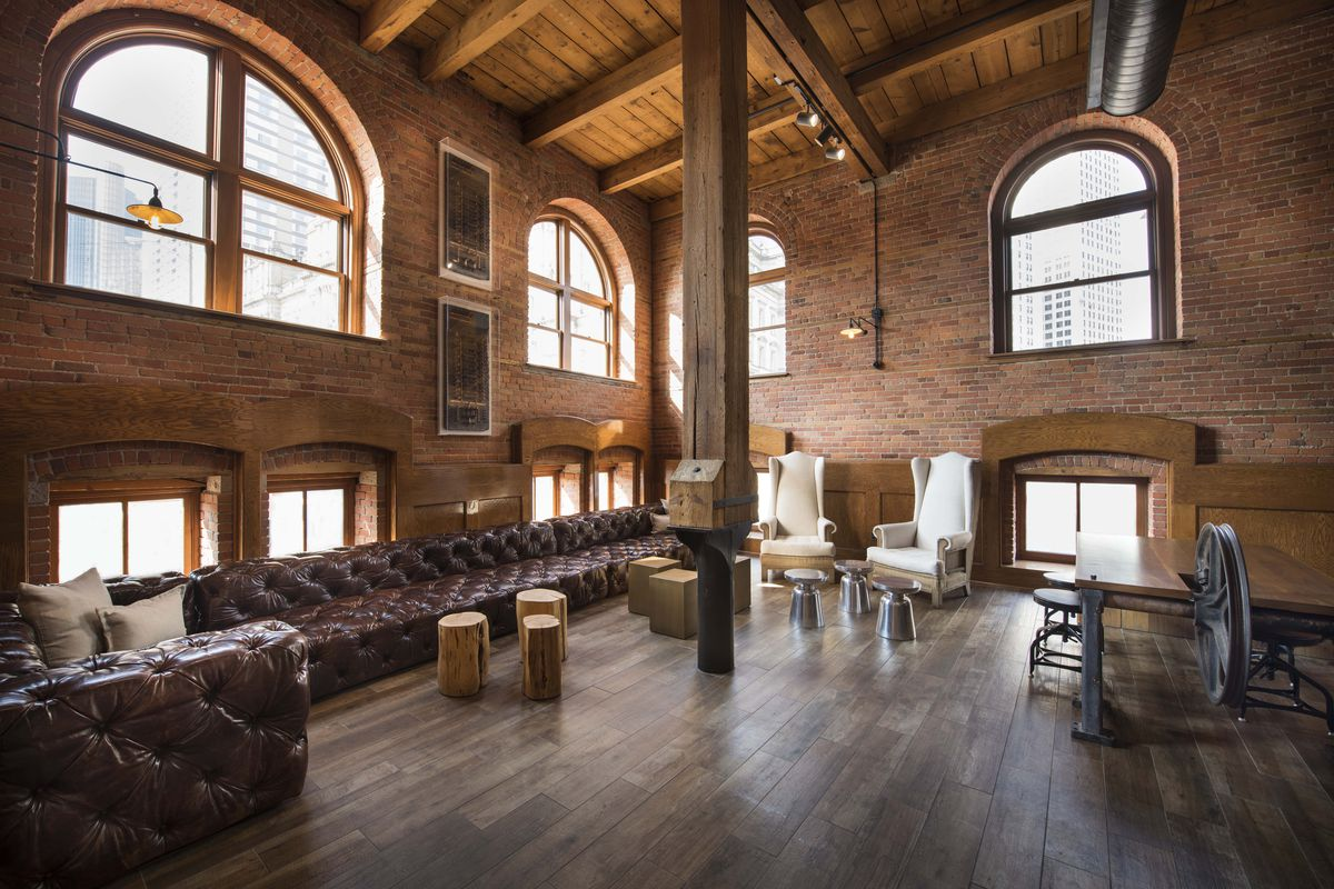 Inside The Redesigned Globe Tobacco Building Curbed Detroit