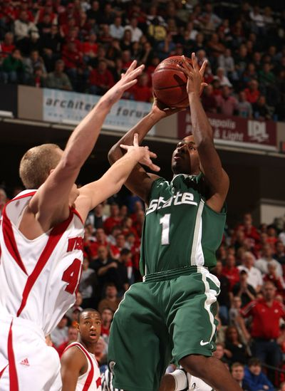 Michigan St. Spartans v Wisconsin Badgers