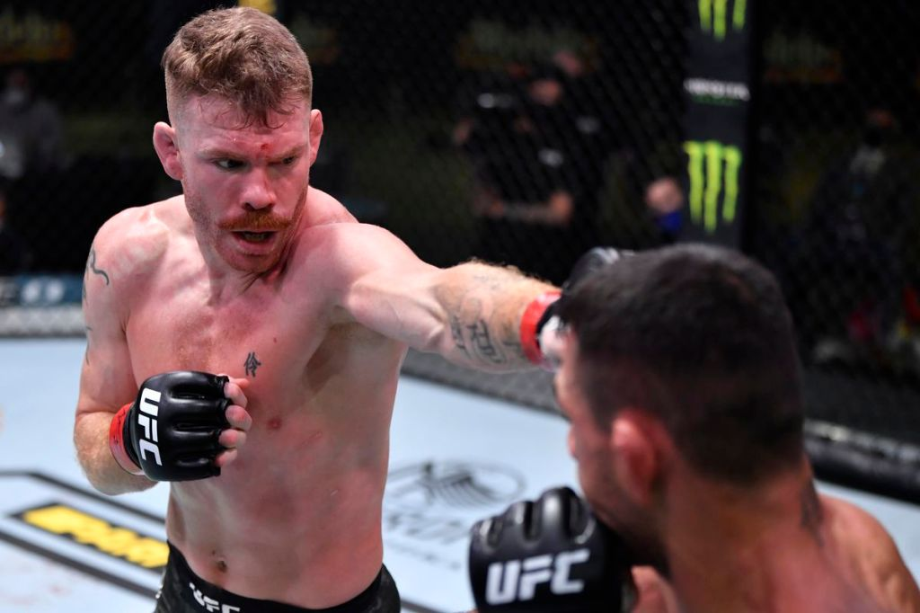 Paul Felder Career Earnings, Net Worth and Info
