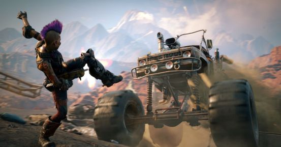 Free Game Warning: Rage 2 on your computer is yours to download