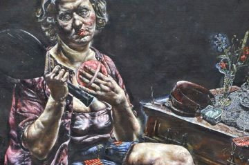 Ivan Albright exhibit holds magnifying mirror to our wrinkled, decaying  'Flesh' - Chicago Sun-Times
