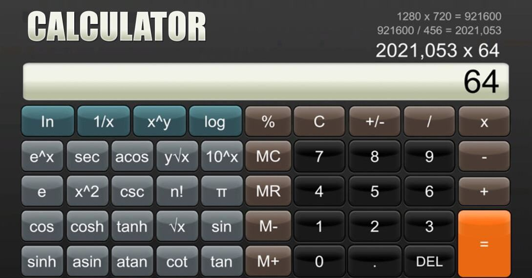 The Nintendo Switch is finally getting a  calculator app