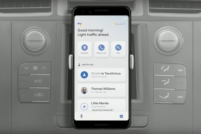 Screen_Shot_2019_05_07_at_1.53.11_PM.0 Google Assistant Driving Mode appears to be coming to Android at last | The Verge