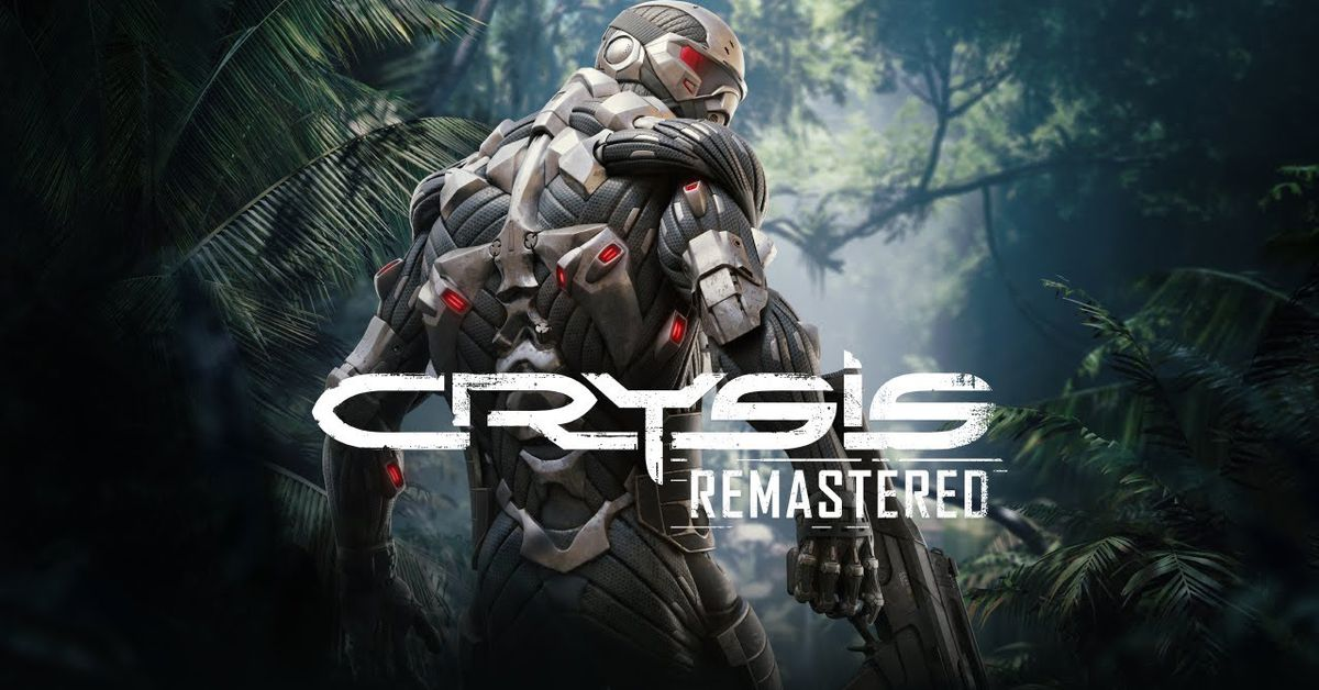 Crysis Remastered's latest trailer attempts to redeem its graphics