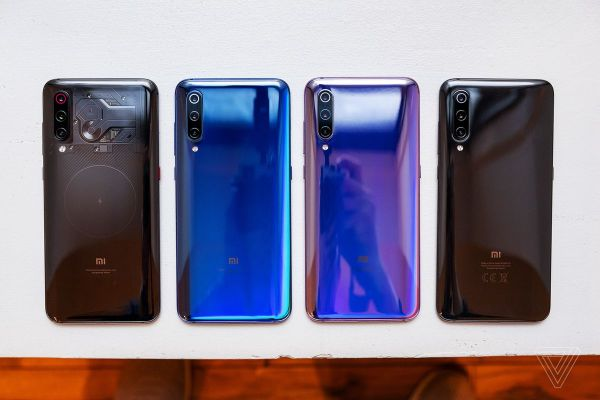 Xiaomi's Mi 9 has three rear cameras and a familiar design ...