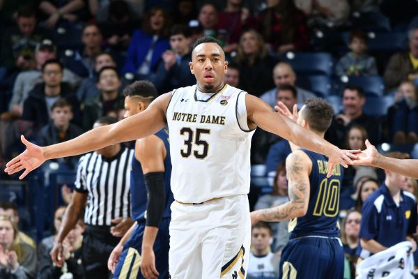 Bonzie Colson's injury robs Notre Dame basketball of its ...