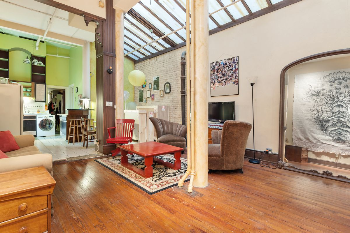 Spacious Light Filled Lower East Side Artist S Loft Lists
